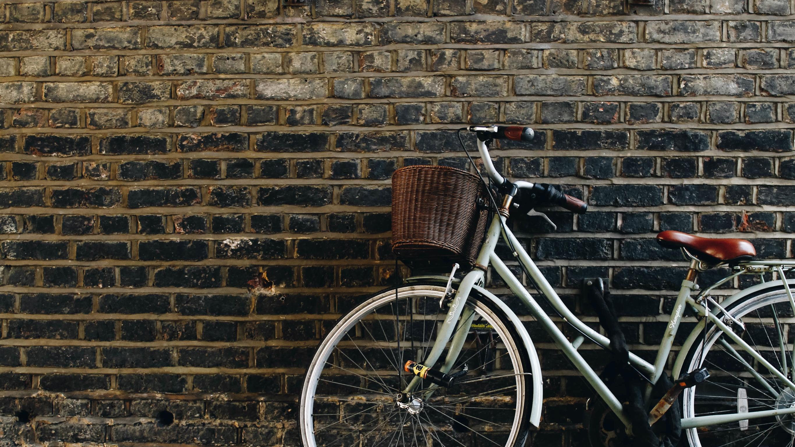 Ergotherapie - Veilig op de fiets boodschappen doen