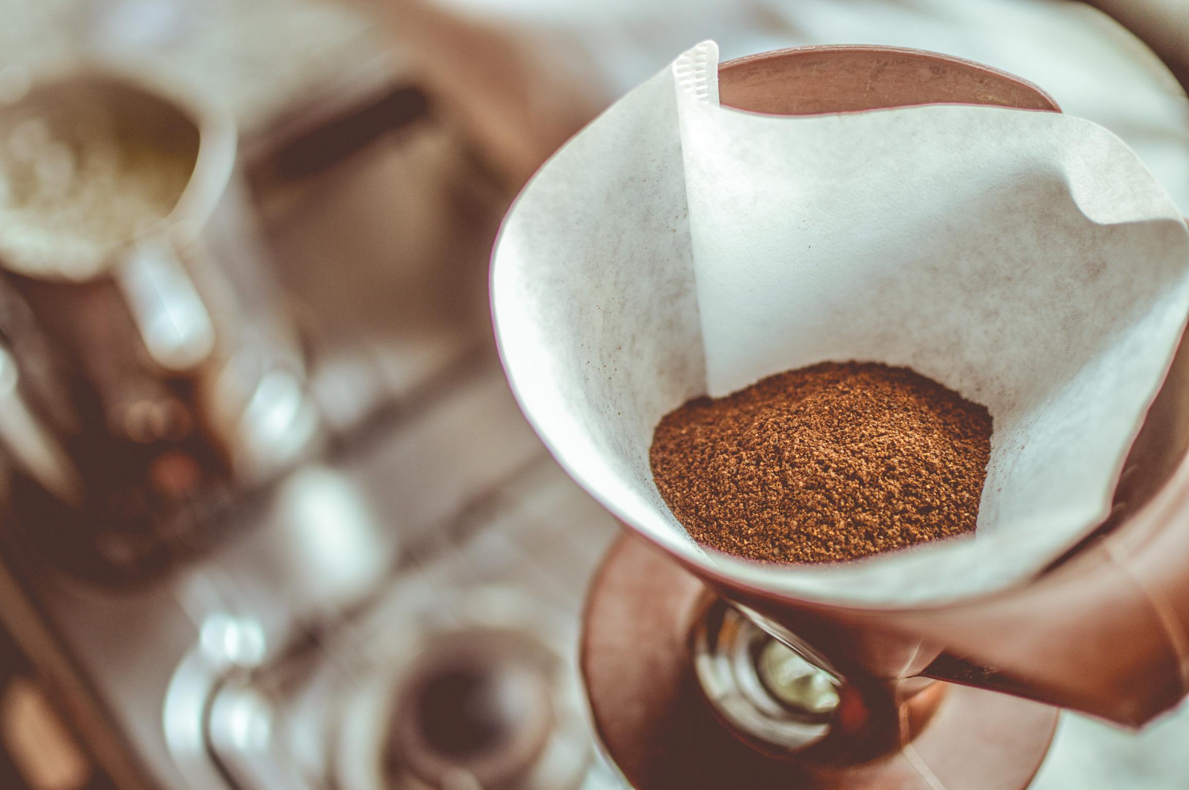 Ergotherapie - Koffie zetten voor bezoek
